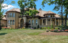 11,000 Square Foot Tuscan Inspired Mansion In Franklin, TN