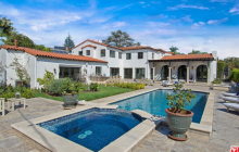 $14.95 Million Restored Home In Beverly Hills, CA