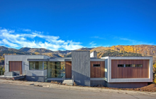 $6 Million Newly Built Contemporary Home In Park City, UT