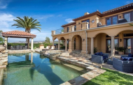 $5.995 Million Mediterranean Home In Newport Coast, CA