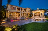$7.5 Million Mediterranean Waterfront Home In Tampa, FL