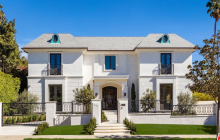 $14.95 Million Newly Built French Provincial Mansion In Beverly Hills, CA