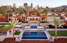 $11.8 Million Newly Built Contemporary Home In Los Altos Hills, CA