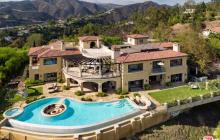 Palazzo della Figlia – A Tuscan Inspired Mansion In Los Angeles, CA