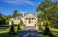 $4.995 Million Neoclassical Mansion In Atlanta, GA
