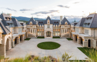 21,000 Square Foot Newly Built Limestone Mega Mansion In Evergreen, CO