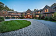 $3.3 Million Shingle Mansion In Topsfield, MA