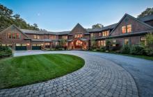 $3.3 Million Shingle Mansion In Topsfield, MA