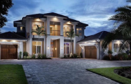 $3.795 Million Newly Built Modern Transitional Home In Naples, FL