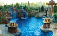 Amazing Pools By Stone Mason of Spring