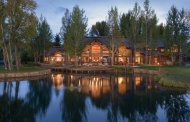 35 Acre Estate In Wilson, WY