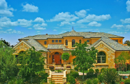 $4.6 Million Stone & Stucco Home In San Diego, CA