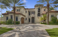 $5.5 Million Mediterranean Home In Bal Harbour, FL