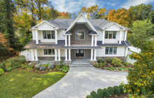 $3.298 Million Newly Built Colonial Home In Demarest, NJ