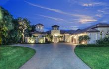 $6 Million Mediterranean Waterfront Home In Jupiter, FL