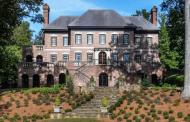 10,000 Square Foot Brick Mansion In Cumming, GA