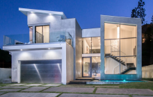 $3.7 Million Newly Built Contemporary Home In Beverly Hills, CA