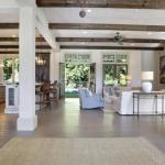 Living Room & Gourmet Kitchen
