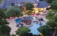 $2.75 Million Brick Mansion In Westlake, TX