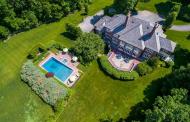 $7.5 Million Brick Mansion In Greenwich, CT