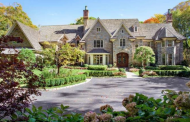 14,000 Square Foot Stone Mansion In Haverford, PA