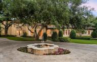 12,000 Square Foot Stone Mansion In Dallas, TX