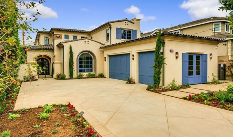 $4.6 Million Newly Built Spanish Style Home In Arcadia, CA