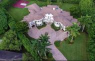 10,000 Square Foot Mediterranean Mansion In Boca Raton, FL
