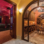 Wine Cellar & Home Theater