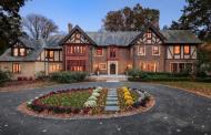 Historic Tudor Mansion In Summit, NJ