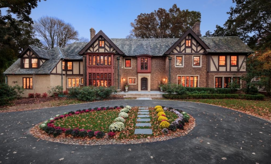 Historic Tudor Mansion In Summit Nj Homes Of The Rich