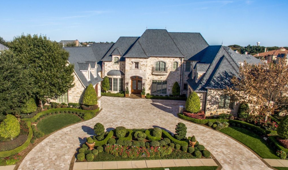 2 5 Million Brick Amp Stone Mansion In Frisco Tx Homes