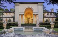 La Perse – A $30 Million Limestone Mega Mansion In Houston, TX