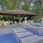 Swimming Pool & Dining Pavilion