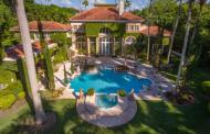 $4.575 Million European Inspired Mansion In Miami, FL