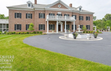 10,000 Square Foot Colonial Brick Mansion In Valparaiso, IN For Just $1 Million