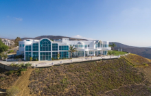 19,000 Square Foot Modern Mansion In Yorba Linda, CA Re-Listed