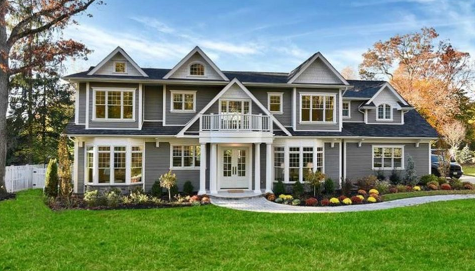 $2.9 Million Newly Built Colonial Home In Tenafly, NJ