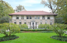 $5.95 Million Historic Mansion In Kenilworth, IL