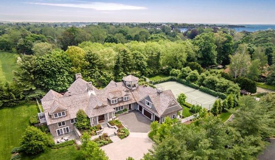 12,000 Square Foot Newly Built Colonial Home In Greenwich ...