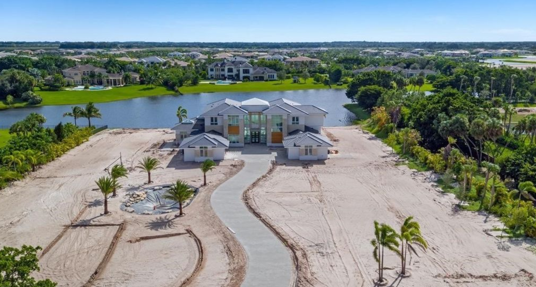 $8 Million Newly Built Contemporary Waterfront Home In Delray Beach, FL