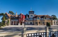 Historic 28,000 Square Foot Mega Mansion In Surrey, England