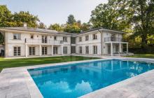 Stately Mansion In Geneva, Switzerland