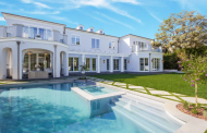 $19.995 Million Newly Built Traditional Brick Mansion In Los Angeles, CA