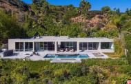 $14.95 Million Mid-Century Modern Home In Beverly Hills, CA