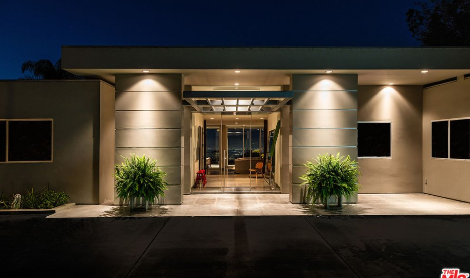 $14.95 Million Mid-Century Modern Home In Beverly Hills, CA | Homes ...