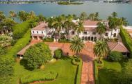 $65 Million Historic Waterfront Mansion In Miami Beach, FL