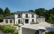 Mirabeau – A Newly Built Stone Home In Surrey, England