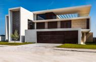 12,000 Square Foot Contemporary Waterfront Villa In Dubai