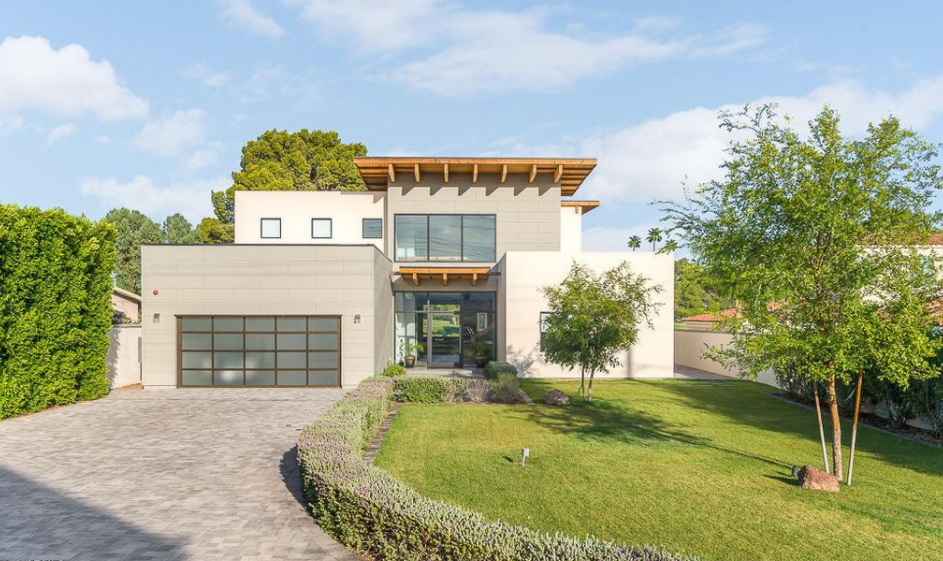 $2.395 Million Newly Built Contemporary Home In Phoenix, AZ